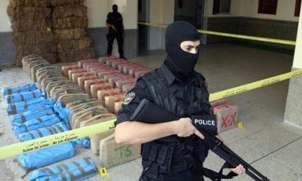 Saisie de drogues à Laâyoune: L'opération fait partie de la lutte implacable contre le trafic international de stupéfiants