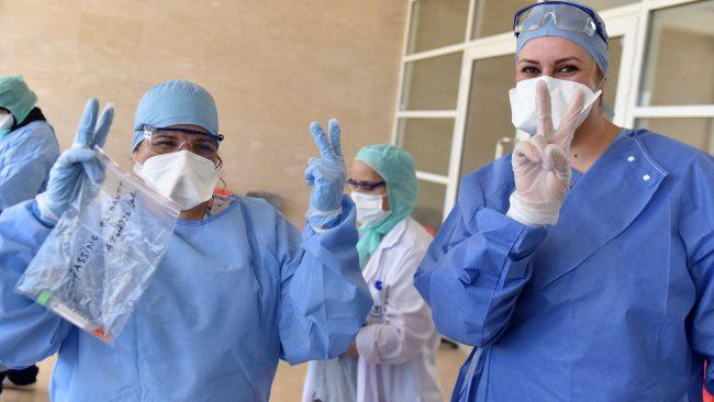 Covid-19: 25 cas de contamination, 5 guérisons et aucun décès au Maroc