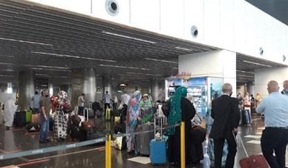 Les opérations de rapatriement se poursuivent  pour rapatrier les marocains à l'étranger