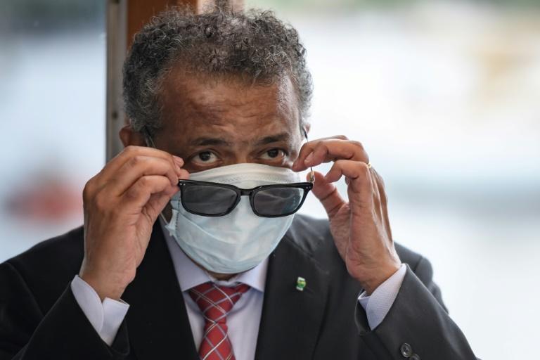 Coronavirus «La pandémie continue de s'accélérer» dans le monde, selon le chef de l'OMS 1