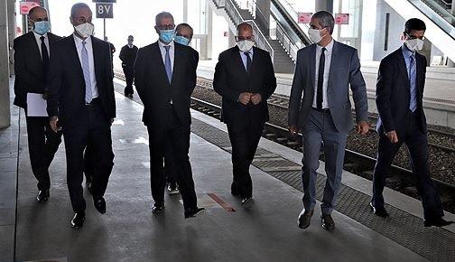 L'ONCF se mobilise pour la reprise progressive du trafic ferroviaire 1