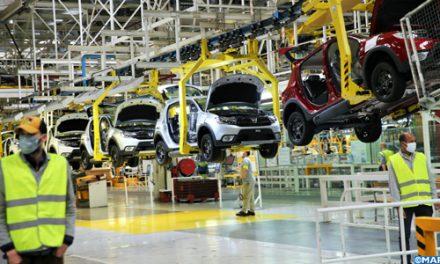 Fermeture provisoire de l'usine Renault Tanger