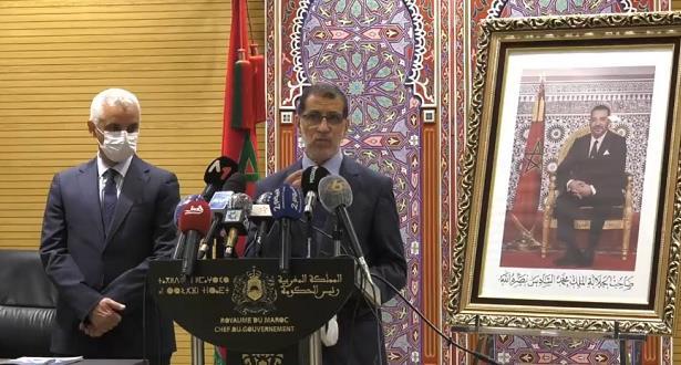 Aïd Al-Adha: El Otmani appelle au respect strict des règles de sécurité sanitaire