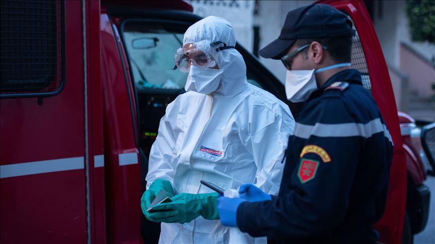 Covid-19: 186 nouveaux cas confirmés au Maroc, 14.565 au total