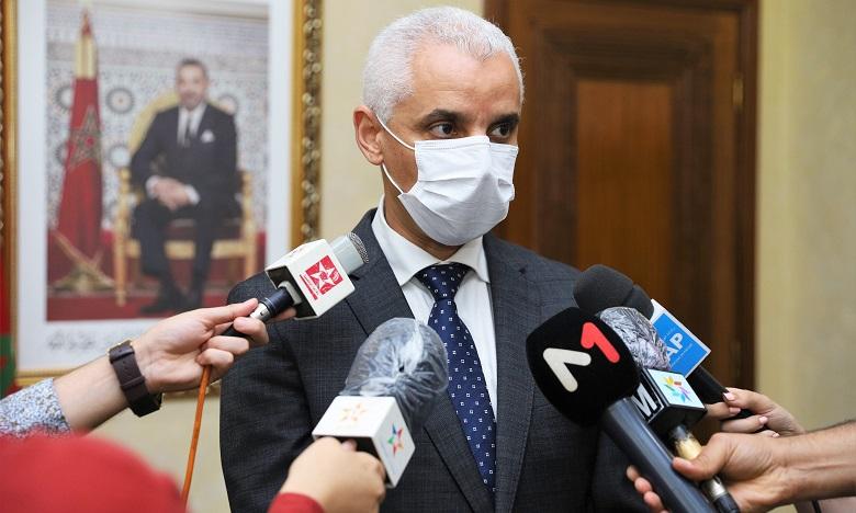 """Covid-19: 609 nouveaux cas confirmés au Maroc, """"La situation est préocupante"""" a annoncé le ministre de la santé"""
