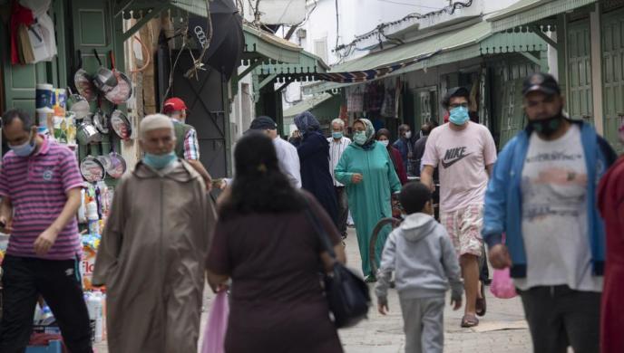 Covid-19: 246 nouveaux cas confirmés au Maroc, 13.215 au total