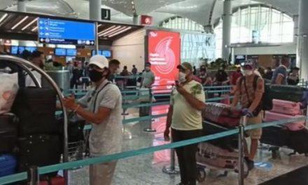 Marrakech: Arrivée de 304  Marocains bloqués à l'étranger en provenance de la Turquie