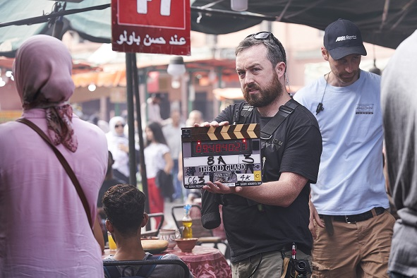 "Netflix dévoile ""The Old Guard"", un film tourné en grande partie à Marrakech 3"