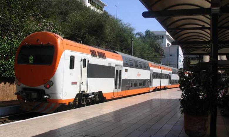ONCF : 350.000 voyageurs depuis le 25 juin