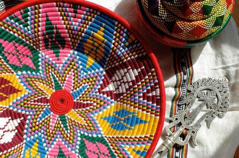 La vannerie, l'art de  tressage au Maroc 5