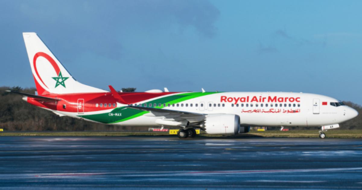 MAROC: La RAM renforce progressivement son programme de vols domestiques