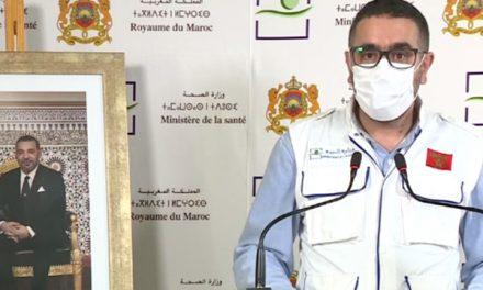 Covid-19/Maroc: 570 nouveaux cas confirmés, 228 guérisons