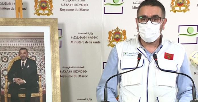 Covid-19/maroc: 1.565 nouveaux cas confirmés et 841 guérisons