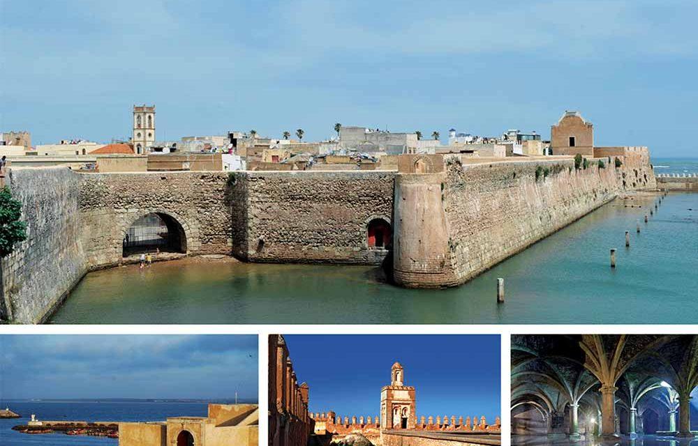 Ville portugaise de Mazagan; El Jadida