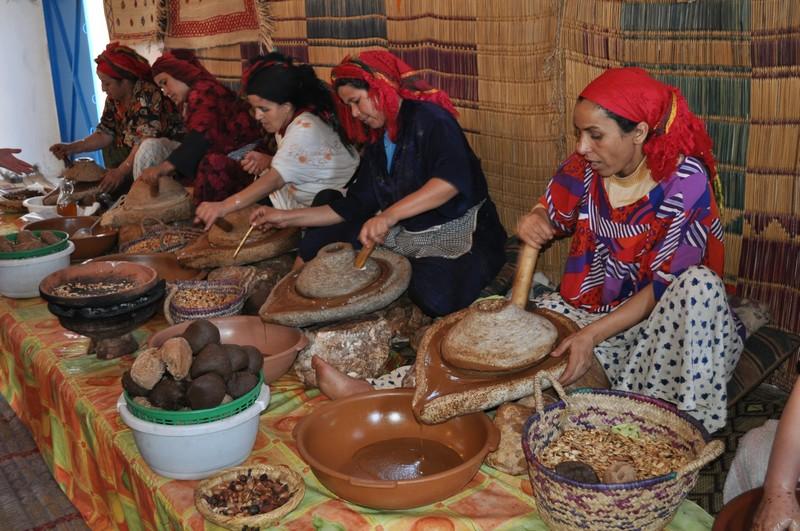 L'huile d'argan, l'élixir marocain a un bel avenir 1