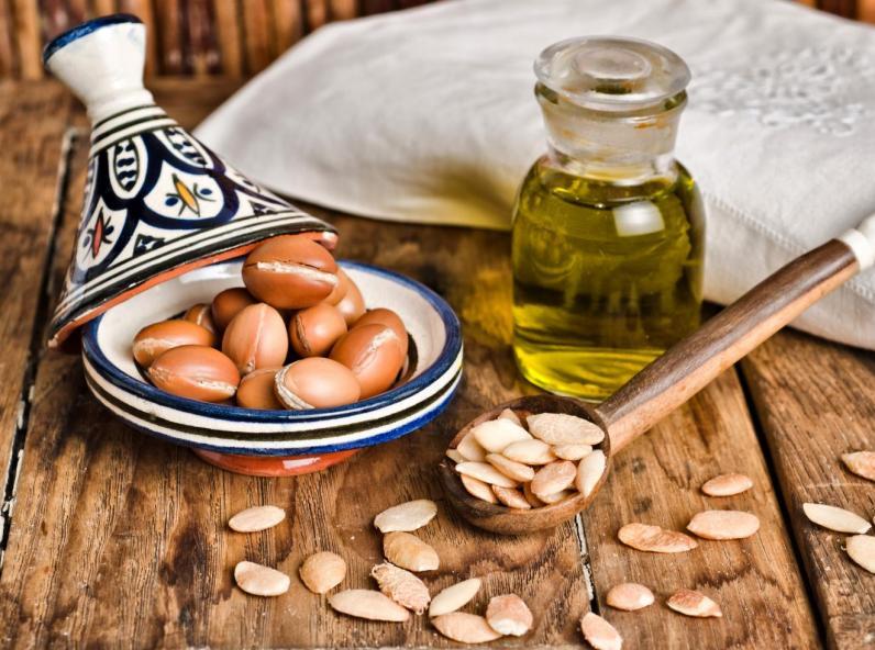 L'huile d'argan, l'élixir marocain a un bel avenir 2
