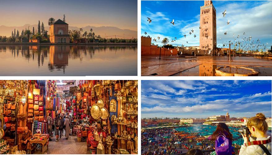 Le Maroc est la meilleure destination dans le monde après la pandémie selon Travel Daily News