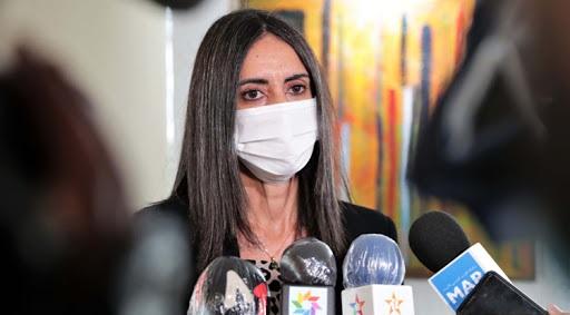 """Nadia Fettah confirme que  les vols spéciaux se déroulent dans des conditions """"très satisfaisantes 1"""