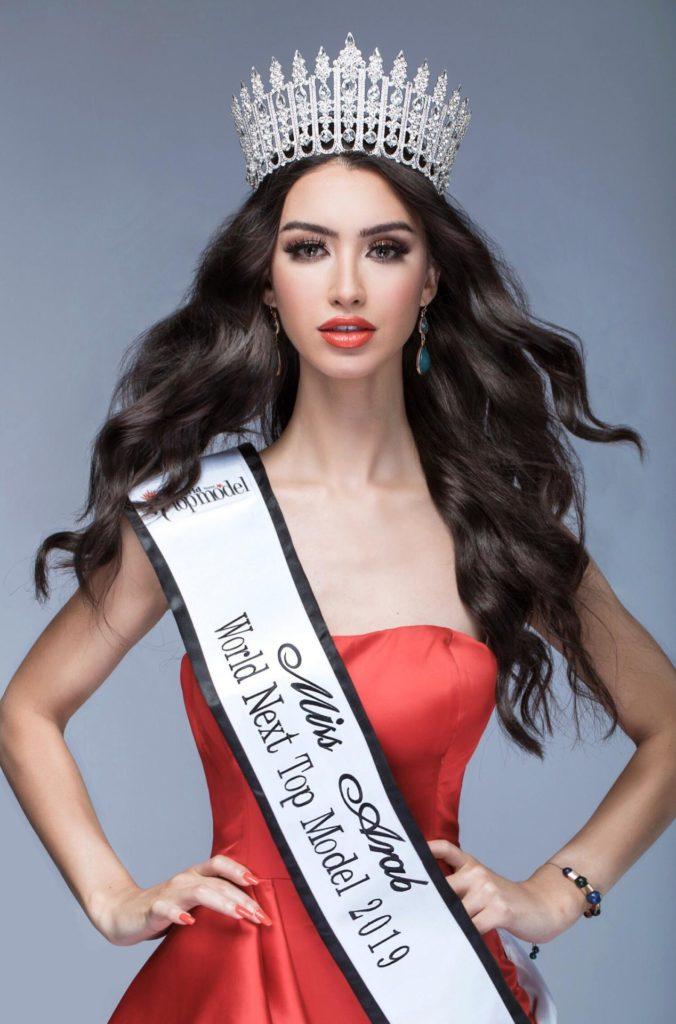 La Marocaine Sofia Saidi à nouveau élue Miss Arabe 1
