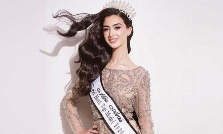 La Marocaine Sofia Saidi à nouveau élue Miss Arabe