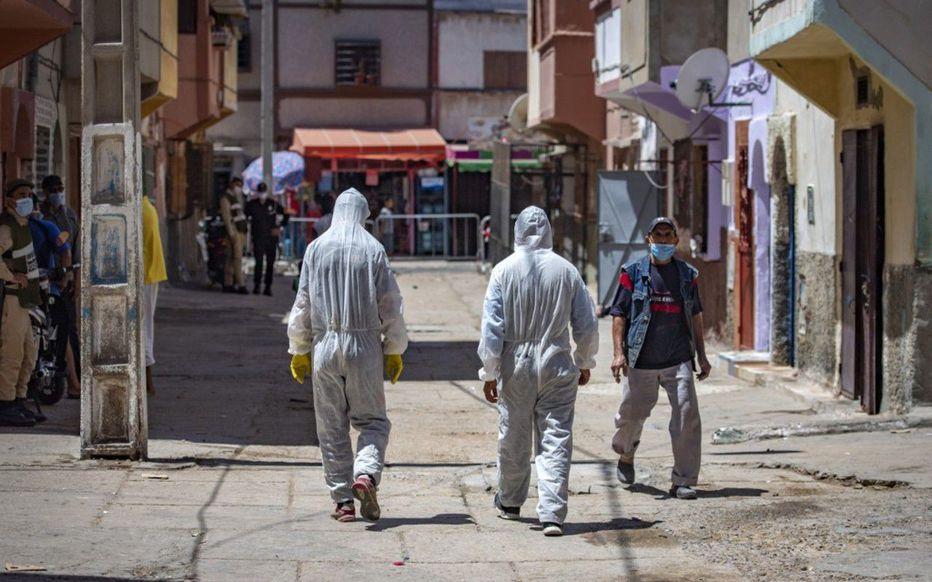 Tanger reconfinée après l'apparition de foyers épidémiques 1
