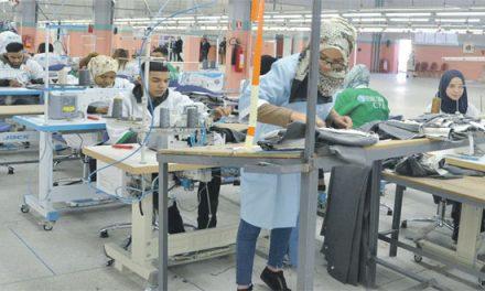 Une unité industrielle textile de pointe à Casablanca pour 80 MDH