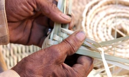 La vannerie, l'art de  tressage au Maroc