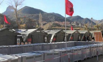 Covid-19 : L'hôpital de campagne de Sidi Yahya du Gharb réservé aux cas asymptomatiques