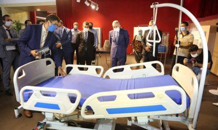 Covid-19 : Un lit de réanimation fabriqué 100% au Maroc