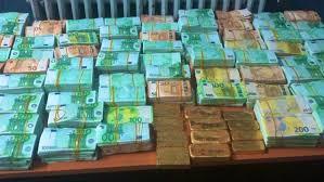 Oujda: Saisie de 20Kg de plaques d'or et plus de 2 millions d'euros