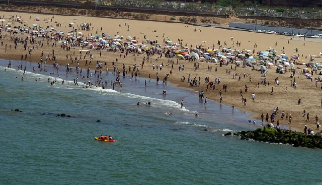 Covid-19: Mohammedia ferme ses plages