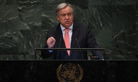 Le SG de l'ONU réaffirme le rôle de l'Algérie dans le différend régional sur le Sahara marocain