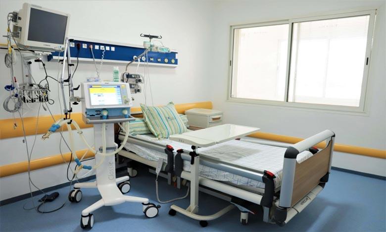 Covid-19: une nouvelle unité de réanimation médicale à Tanger