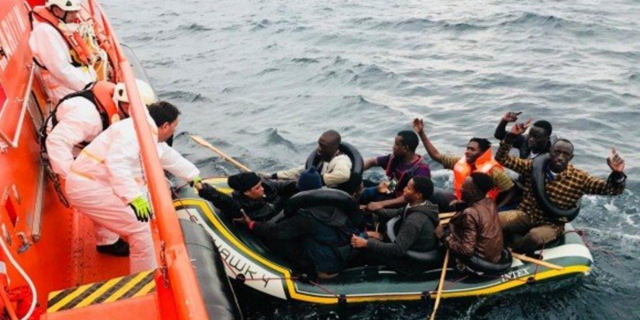 Mehdia: Démantèlement d'une organisation d'immigration illégale et traite d'êtres humain