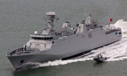 Saisie de plus de trois tonnes et demi de chira par la Marine Royale