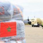 Arrivée à Beyrouth de l'aide marocaine médicale et humanitaire d'urgence au Liban