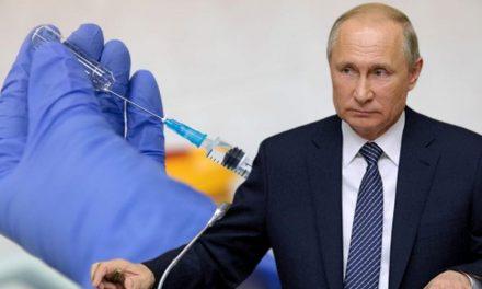 Coronavirus: Poutine annonce l'enregistrement du premier vaccin