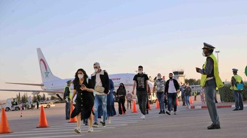 Les vols de la RAM vers le Maroc saturés dans 4 pays d'Europe