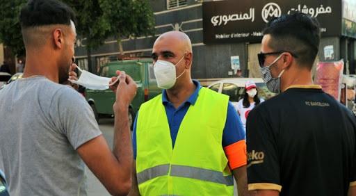 Covid-19: Les opérations de sensibilisation se poursuivent à Tanger