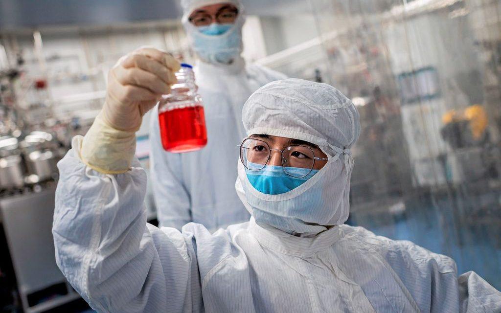 La Chine annonce un vaccin pour la fin de l'année