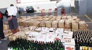 contraventions dans les bars et restaurants à Casablanca, Rabat, Agadir et Marrakech