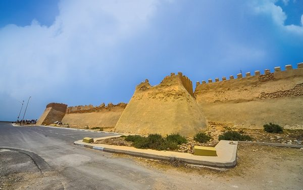 La réhabilitation de la Kasbah d'Agadir Oufella démarre