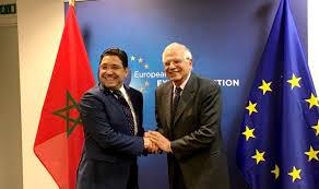Maroc-UE: Entretien téléphonique entre Bourita et Borrell