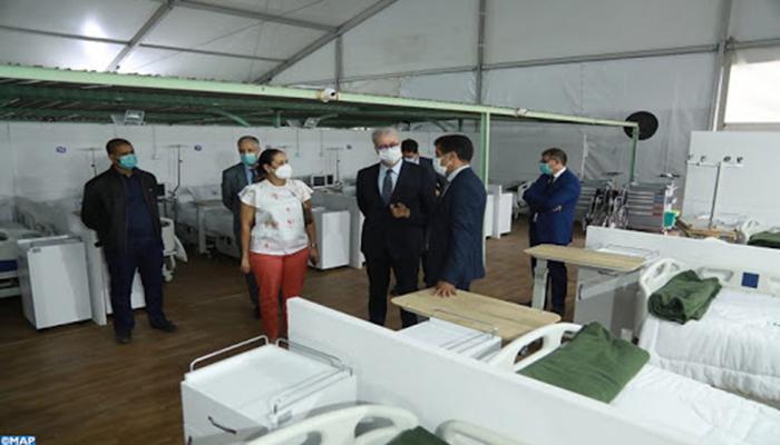 Marrakech: de nouvelles structures hospitalières en cours de réalisation