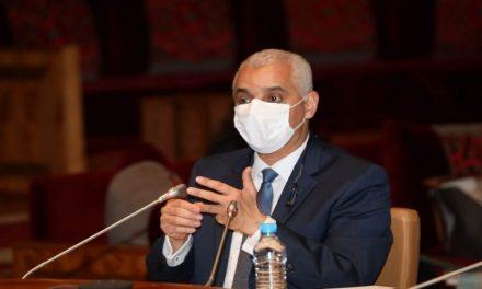 """Covid-19: Le ministre de la Santé annonce un soutien logistique """"substantiel"""" pour Casablanca"""
