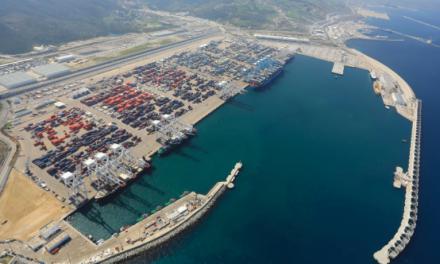 Tanger Med: 35ème port à conteneurs au monde en 2019