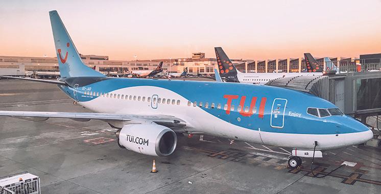 TUI Fly prolonge ses vols spéciaux entre la Belgique et le Maroc jusqu'au 10 octobre