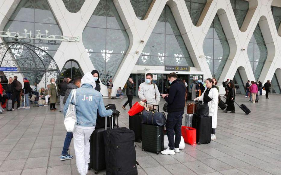 Facilitation d'accès au territoire national marocain  aux ressortissants étrangers non soumis au visa