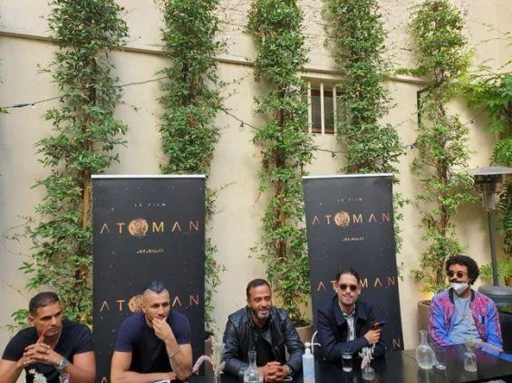 Atoman, Wind Rider, premier film de super-héros marocain