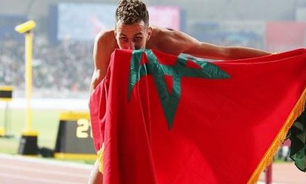 Soufiane El Bakkali décroche la 3e position au 1500m a Doha